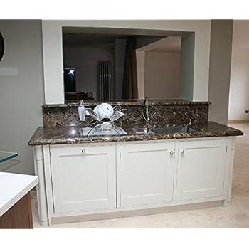 Countertop Paint? NO Bathroom Kitchen Counter top Transformation Not ...