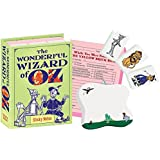 The Wonderful Wizard of Oz Sticky Notes Booklet - 6 Pack