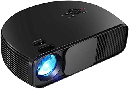 YOUYE 1080P HD Proyector LED Home Movie Eficiencia de Alto ...