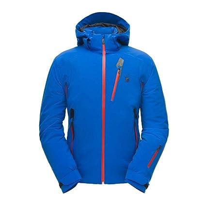 Spyder Mens vanqysh GTX Jacket Chaqueta de esquí (Black/Acid ...