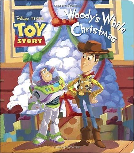 Pdf livres anglais à télécharger gratuitement Woody's White Christmas (Disney Pixar Toy Story) by Kristen L. Depken (2010-09-14) B017MYS152 en français PDF FB2 iBook