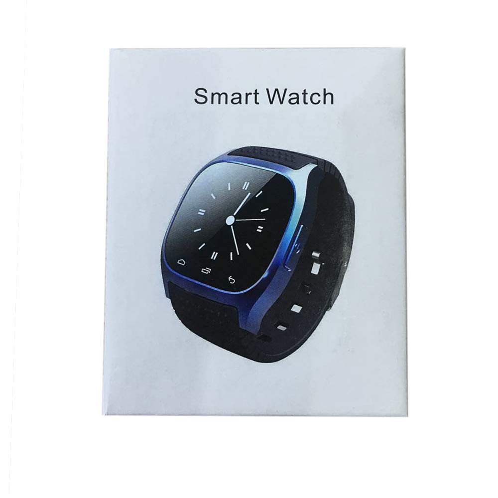 Amazon.com: M26 Multifunctional Bluetooth Smart Watch Touch ...