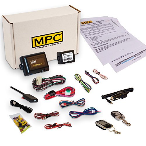 Complete Crimestopper Remote Start Kit Compatible with Ford Trucks: F150 [1999 - 2010], F250 [2007 - 2010], F350 [2007 - 2010], F450 [2007 - 2010]. This Turnkey Solution Includes All You Need!