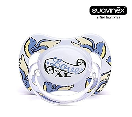 Suavinex XL Love Collection Nº 3800774 - 1 x anatómica Sili ...