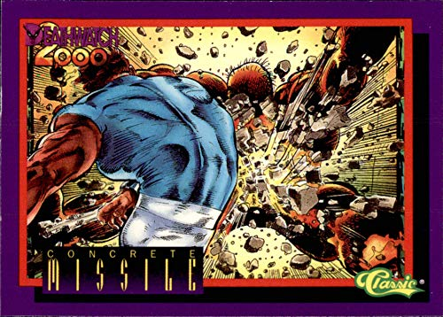 1993 Deathwatch 2000#53 Concrete Missile
