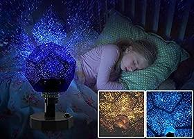 Sallypan Luz Nocturna de proyector de Estrellas, Astro ...