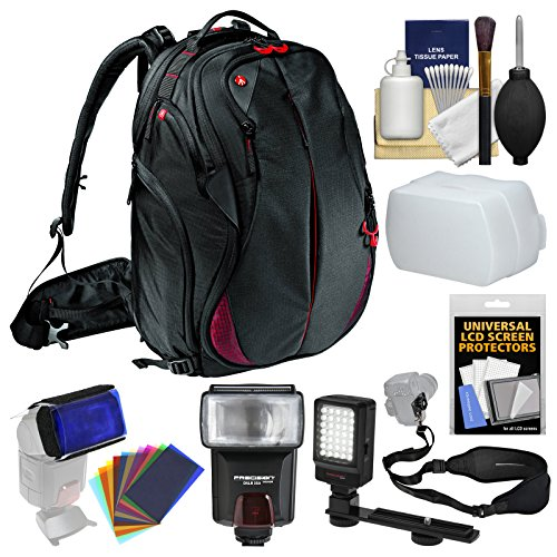 Manfrotto Pro Light Bumblebee-230 DSLR Camera Backpack with