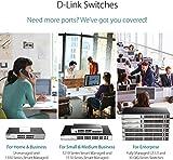 D-Link Fast Ethernet Switch, 16 Port Gigabit