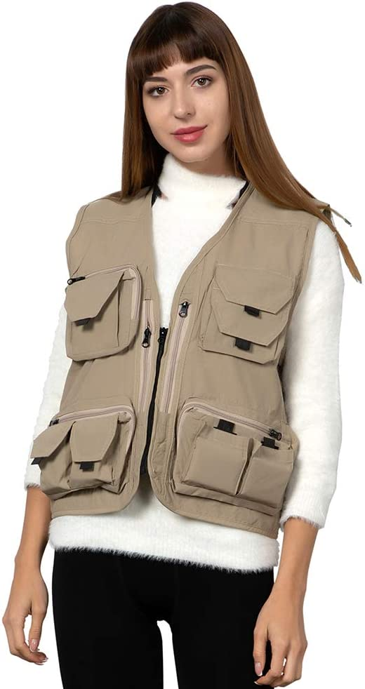 Ziker Lightweight Travel Vest