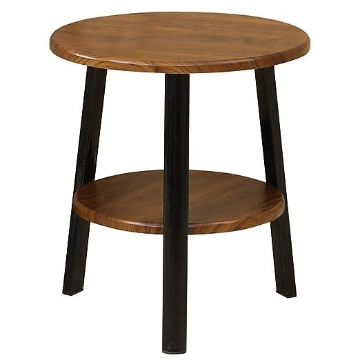 en Table GWDJ massif d'appointsimple Renforcer Table bois R4j5AL