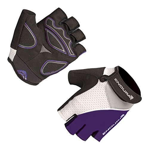 Endura Womens Xtract Mitt Cycling Glove Purple, Small