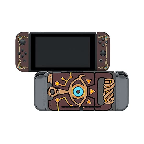 Controller Gear Nintendo Switch Skin & Screen Protector Set Officially Licensed By Nintendo - The Legend of Zelda… 5