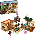 562-Pieces LEGO Minecraft The Villager Raid Building Action Toy Playset