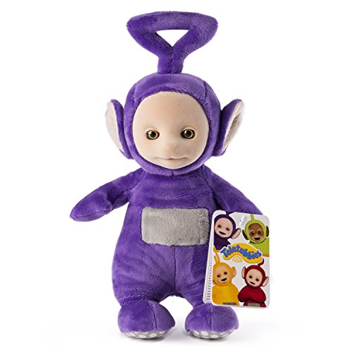 Teletubbies 8″ Talking Tinky Winky Plush Soft (Teletubbies Tinky Winky)