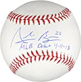 : Archie Bradley Arizona Diamondbacks Autographed Baseball with MLB Debut 4-11-15 Inscription - Fanatics Authentic Certified