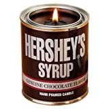 Carousel Candles Hershey's Pint Syrup Soy Candle