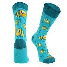 Mens Socks Funny Dress