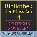 Deutsche Novellen (Bibliothek der Klassiker) |  div.