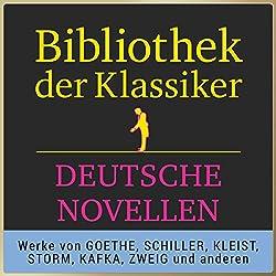 Deutsche Novellen (Bibliothek der Klassiker)