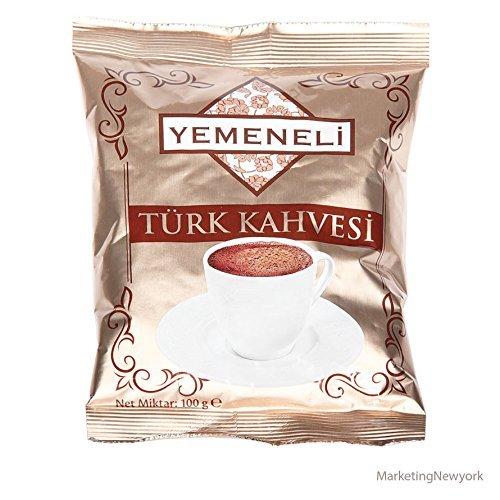 Autentic 27 PC Traditional Ottoman Turkish Greek Arabic Coffee Espresso Serving Cup Saucer