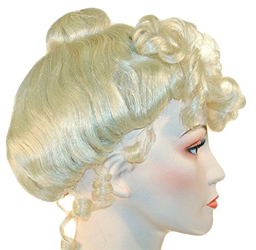 Victorian Mrs Claus Costume (Gibson Girl Wig)