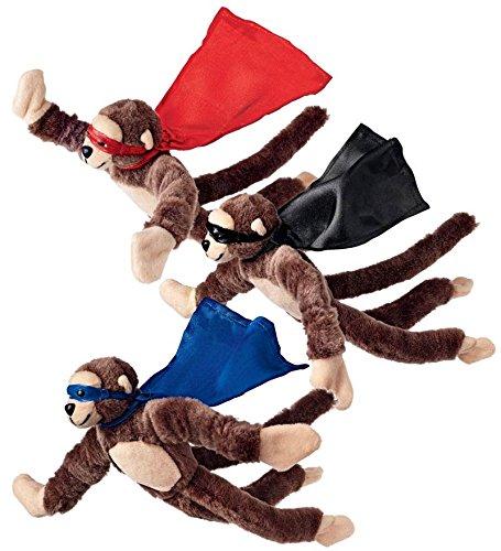 Plow & Hearth Set of 3 Flingshot Flying Monkeys (Slingshot Monkey)