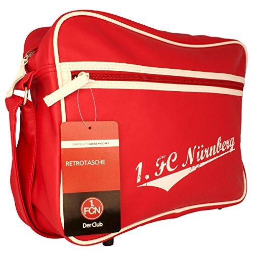 1.FC Nürnberg Retrotasche groß