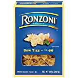 Ronzoni Bow Ties, 12-Ounce (Pack of 12)