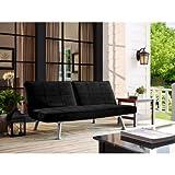 Bradford Serta Sofa, Black