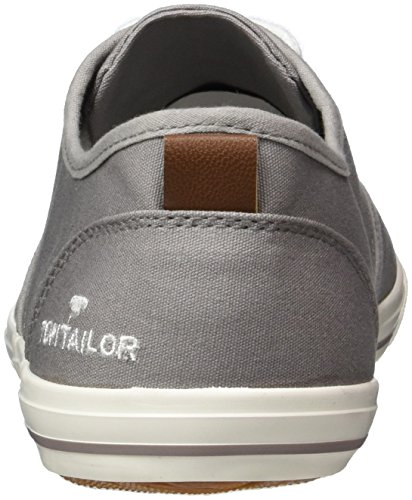 TOM TAILOR Herren 2789001 Low-Top Grau (Grey)