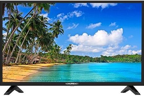 TV LED Nordmende nd32 N2100j 32 HD 100 Hz DVB-T2 3 – HDMI 2-USB negro mando a distancia: Amazon.es: Electrónica