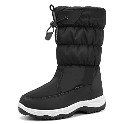 CIOR Women's Snow Boots Winter Waterproof Fur Lined Frosty Warm Snow Boots | Snow Boots