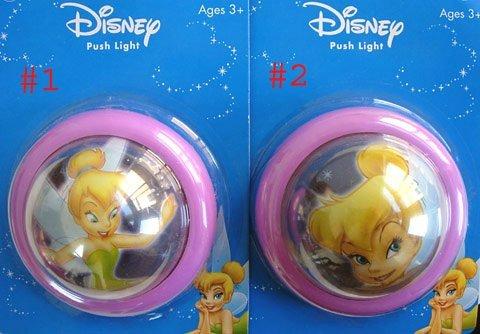 Light Tinkerbell Disney Night (Disney Fairy Tinkerbell night light / tap light (1 pc))