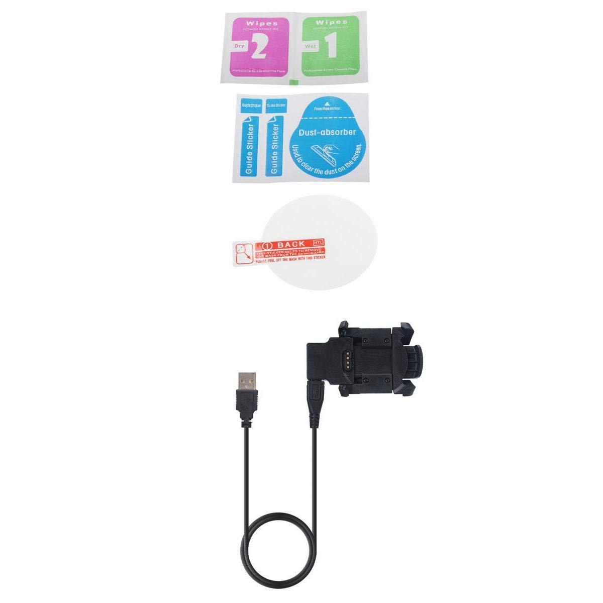 Homyl 1 Unidad Cargador Carga de Smartwatch + Capa para ...