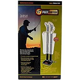 PEET Dryer - Wader 2 Boot Wader Electric Dryer With 12-inch Extensions