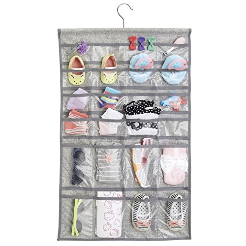 InterDesign Aldo Fabric Hanging Fashion Jewelry Organizer...