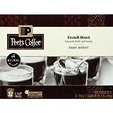 #10: Peet's Coffee French Roast Dark Roast 32ct K-Cup Packs