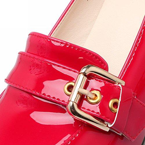 MISO 7 Loch Kinder Mädchen Stiefel Schnürstiefel