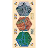Mayfair Games Settlers of Catan The Great River Board Game