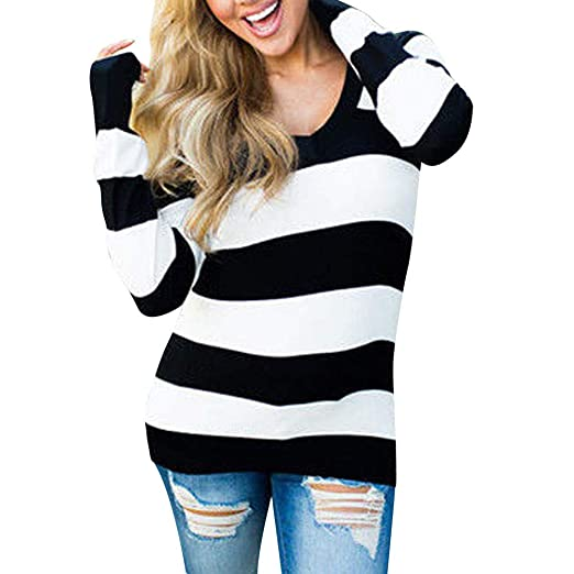 fe08f60827ece5 BOLUOYI 2019 Sale! Winter Pregnancy Women Maternity Long Sleeve Strip  Printed T-Shirt Bottom