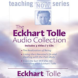 The Eckhart Tolle Audio Collection Hörbuch