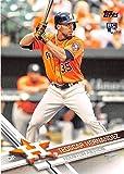2017 Topps Baseball Series 1 RC #67 Teoscar Hernandez Astros