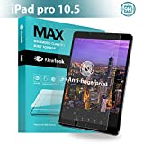 (US) iPad Pro 10.5 Inch Screen Protector, [Apple Pencil Compatible] Klearlook Premium [Anti-Glare Tempered Glass] Screen Protector with Matte Finish