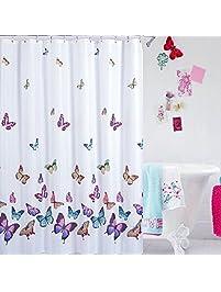 Shower Curtains Amazon Com