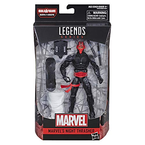 Spider-Man Legends Series 6