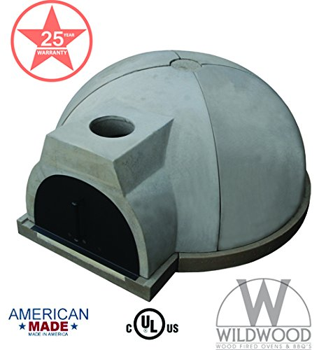 Wildwood Toscano Wood Fired Pizza Oven