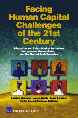 Facing Human Capital Challenges of the 21st Century: Education and Labor Market Initiatives in Lebanon, Oman, Qatar, and