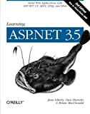 img - for Learning ASP.NET 3.5: Build Web Applications with ASP.NET 3.5, AJAX, LINQ, and More book / textbook / text book