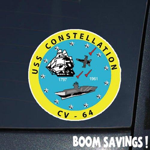 - US Navy Aircraft Carrier USS Constellation (CV 64) () 6