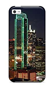 Valerie Lyn Miller Perfect Tpu Case For Iphone 5c/ Anti-scratch Protector Case (dallas City )